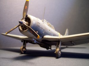 Kit build report: Revell's (Monogram's!) 1/48 SBD Dauntless