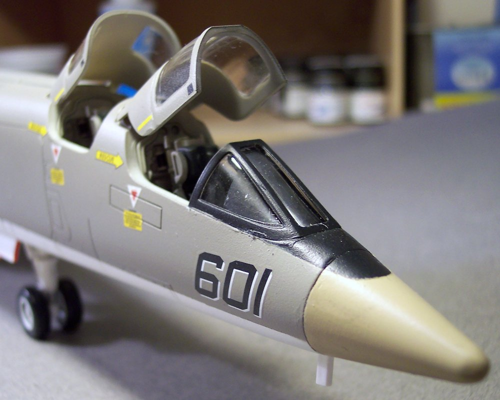 Airfix Tsr  Build