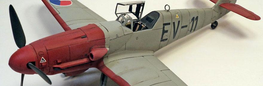 build report revell 1 48 messerschmitt bf 109g 10 as czech avia s