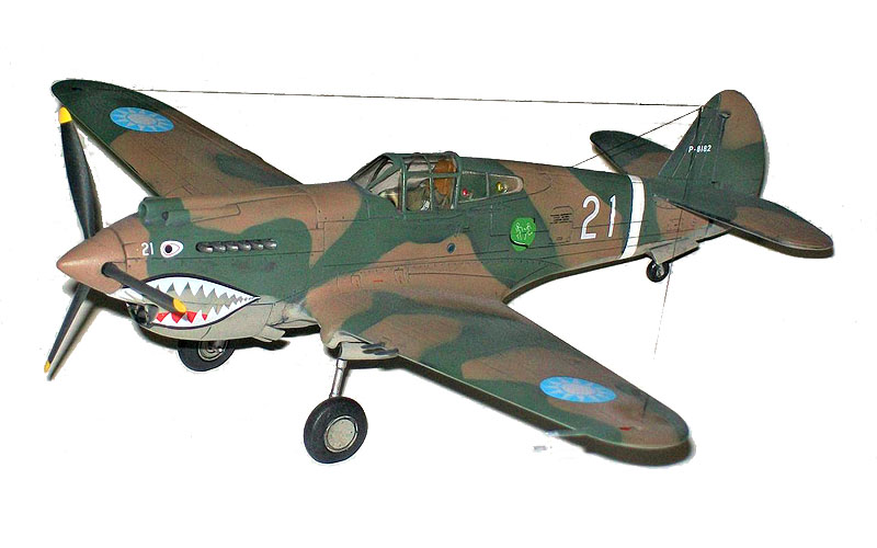 Seatbelts RAF Q-Type Painted 1//72 Aircraft